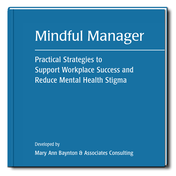 purchase the Mindful Manager book